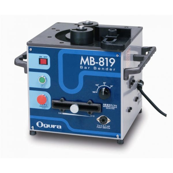 MB-819 Rebar Bender