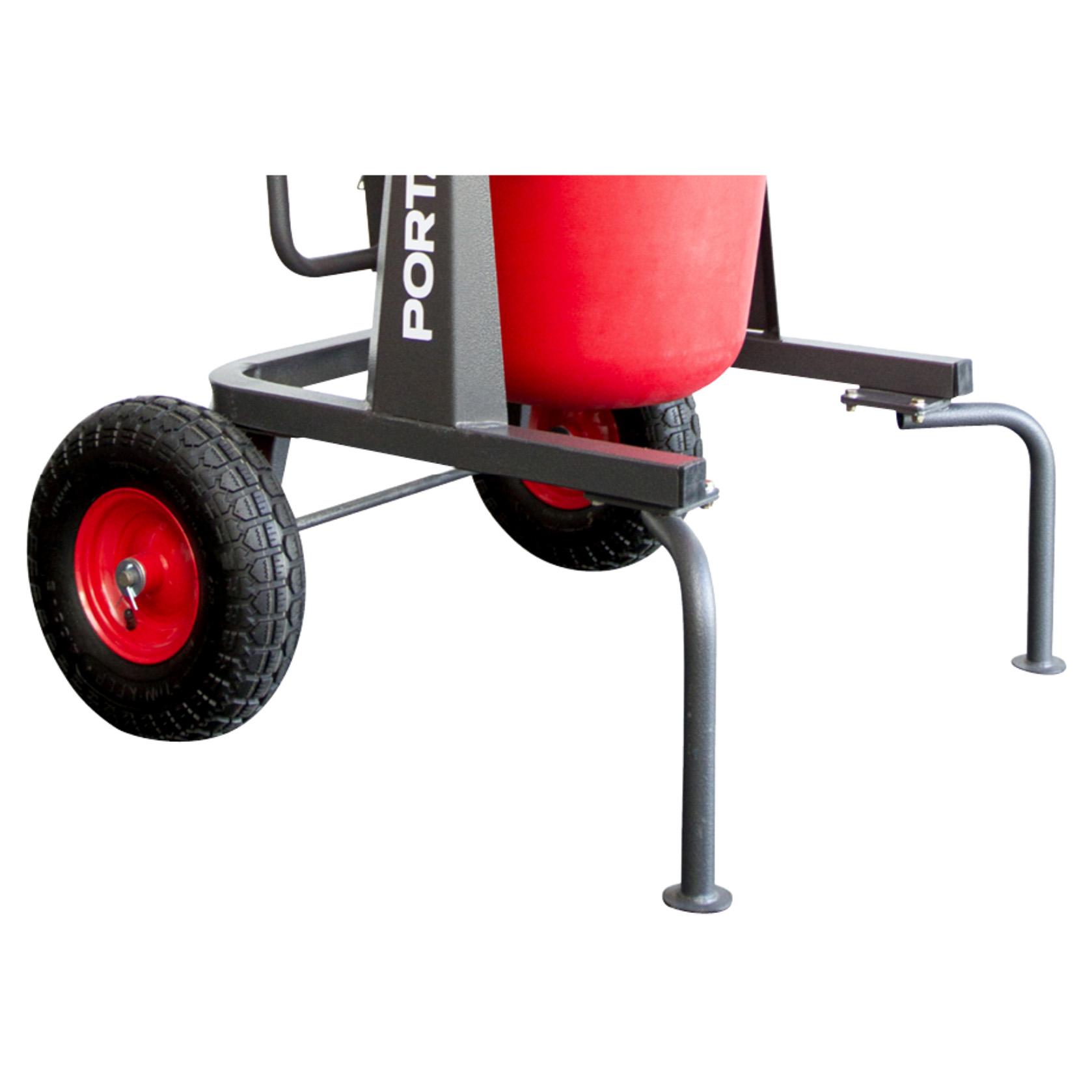 Portamix rough terrain wheel kit